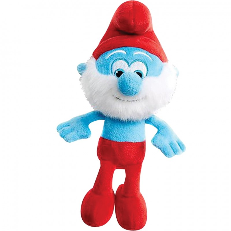 Receive a Stuffed Papa Smurf