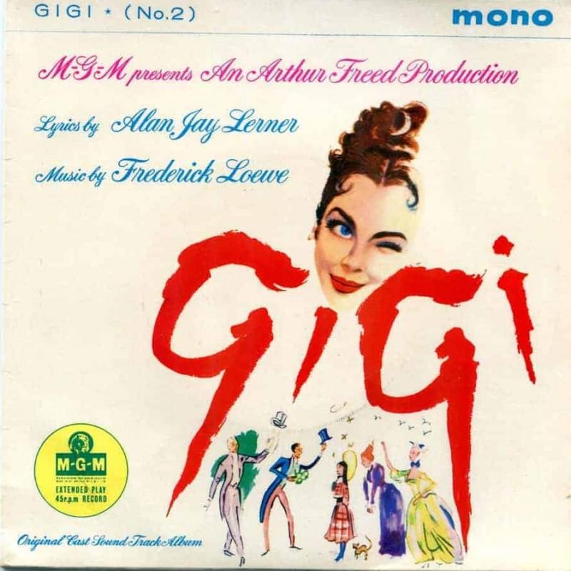 """Gigi"" Vinyl Single - M-G-M Studio Orchestra, 1958"