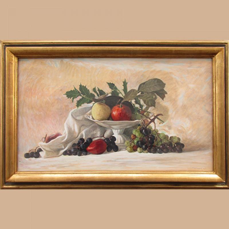 """""""Energia vitale dell'uva"""" by Ernesto Ornati"""