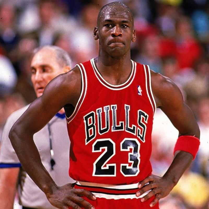 Michael Jordan NBA Championship Ring Shadowbox
