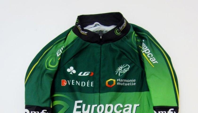 Giro D Italia Europcar Team Jersey Signed By The Team Charitystars