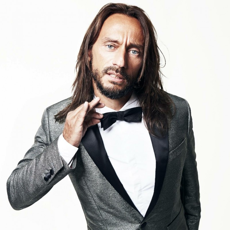 Meet Bob Sinclar at Just Cavalli in Porto Cervo, Sardinia