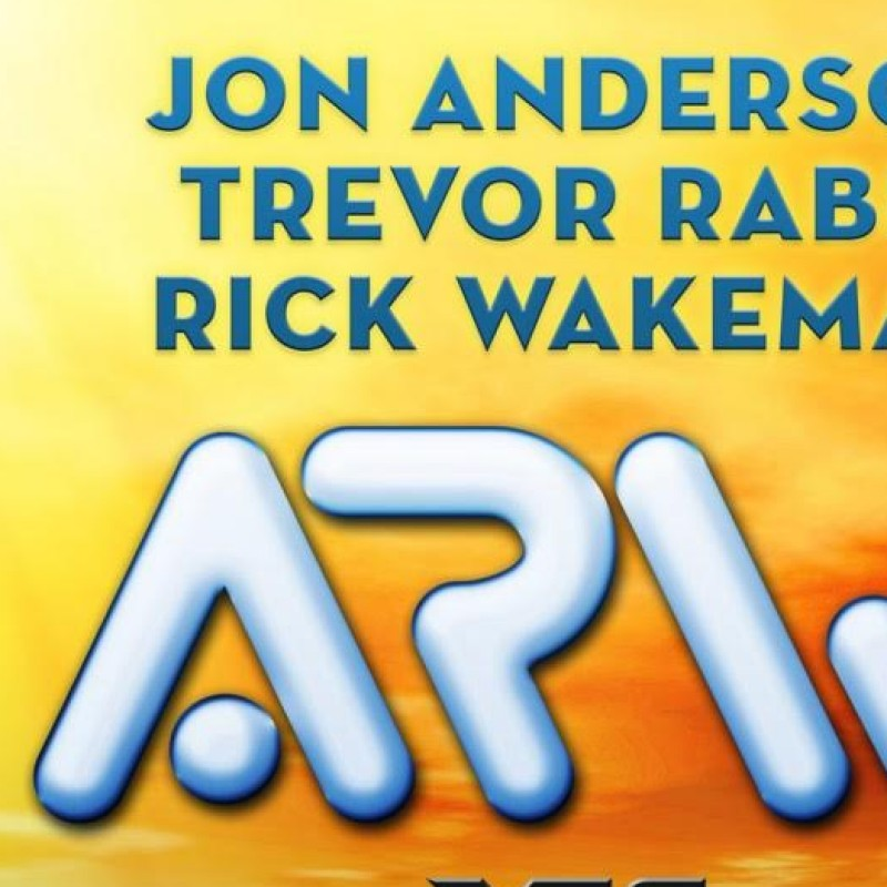 VIP tickets AND a meet and greet with Anderson, Wakeman and Rabin (ARW)
