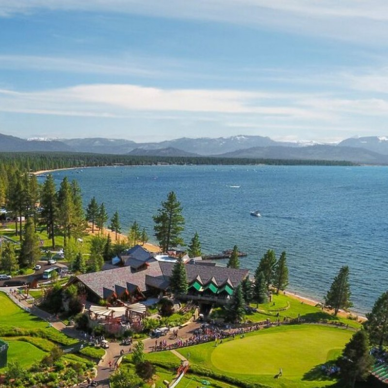 Edgewood Tahoe Resort 3-Night Stay