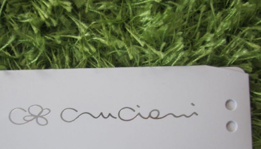 the latest fb3cc 98bdd Limited Edition Cruciani Macramé Bracelet celebrating Fondazione Milan -  CharityStars