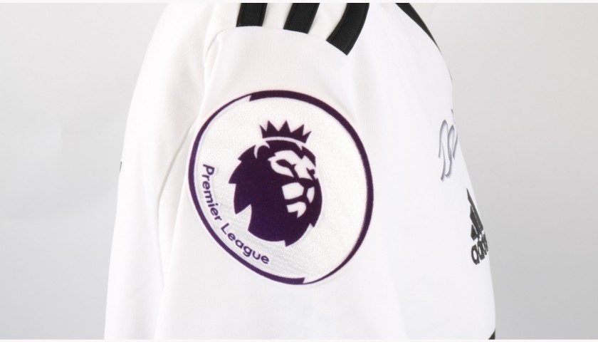 Ream's Fulham Match-worn and Signed Poppy Shirt