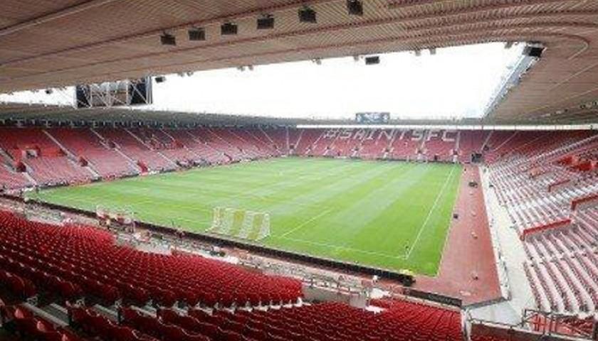 Southampton FC VIP Hospitality for 2
