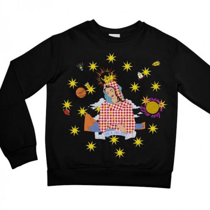 Box with 3 sweatshirts: Alessandro Enriquez, Au Jour Le Jour and Benedetta Bruzziches