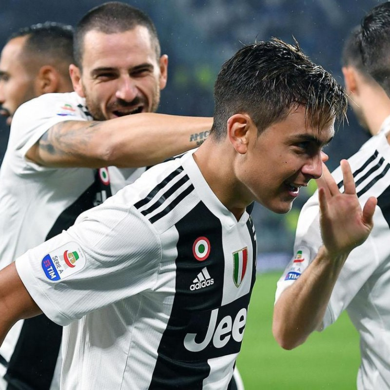 Enjoy Juventus-Spal Match from Row 3 with Hospitality