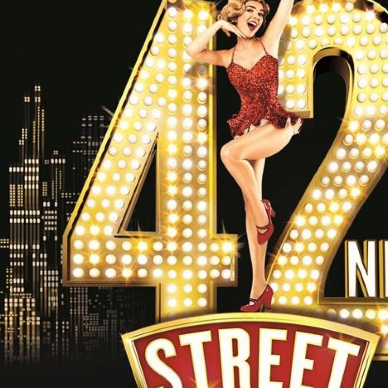 2 Tickets to the Opening Night of 42nd Street and VIP Tickets to the First Night Party