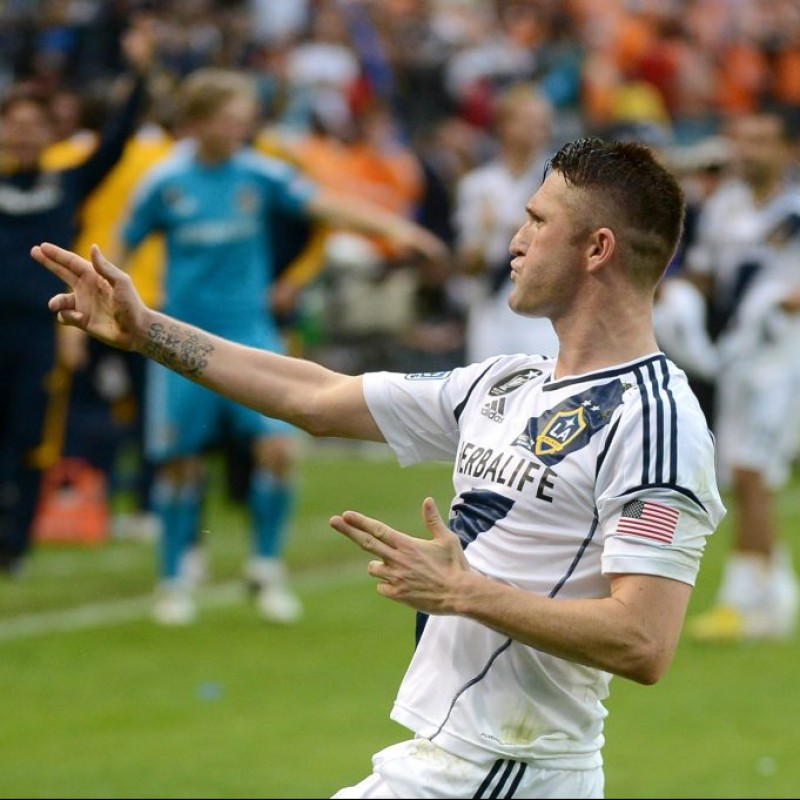Keane Match-Worn Signed Shirt