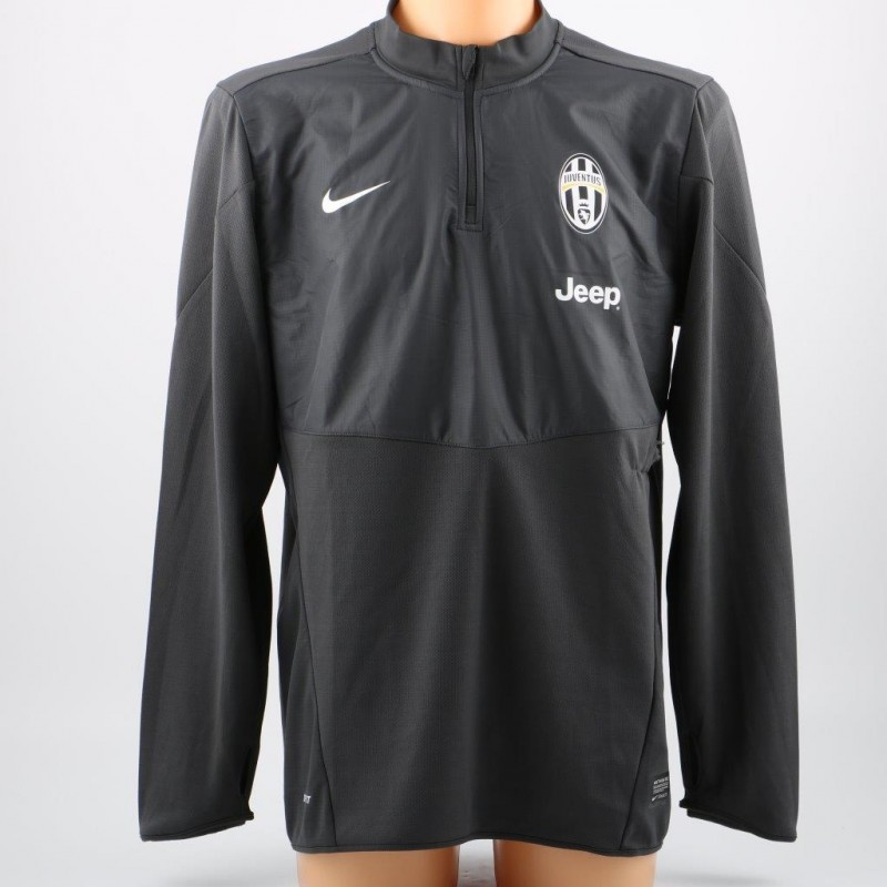 Official sweatshirt training issued/worn, Juventus 2014/2015