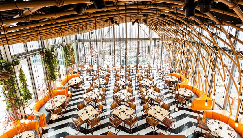 A Special Dinner at Sushisamba Prepared by Claudio Cardoso