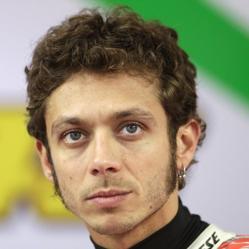 Signed Valentino Rossi VR46 Cap