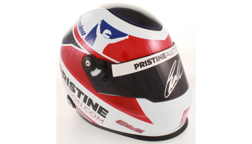 Christopher Bell Signed 2020 Chili Bowl Exclusive Helmet