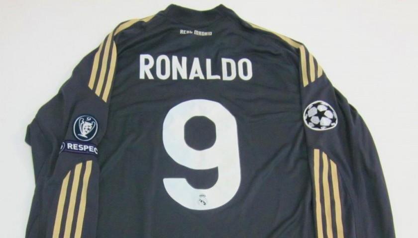Terza Maglia Real Madrid Cristiano Ronaldo