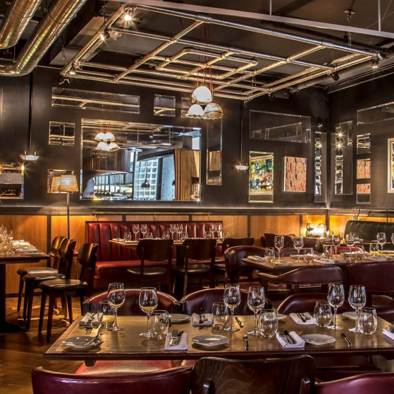 Sublime Mayfair Private Dining Experience for Ten