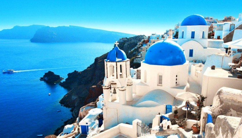 Lussuoso soggiorno a Santorini per due persone - CharityStars