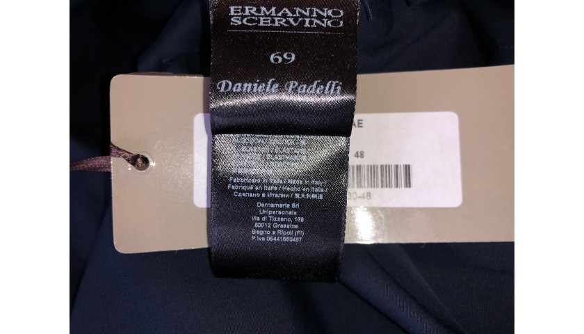Padelli's Italy National Football Team Shirt by Ermanno Scervino
