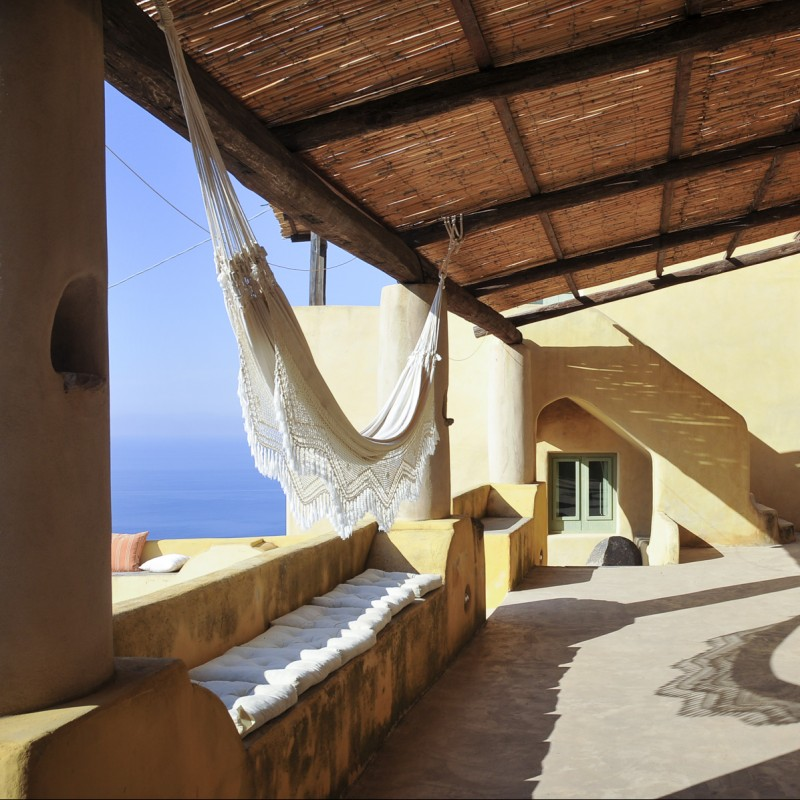 One-Week Villa Stay in Portella on the Aeolian Islands, Sicily