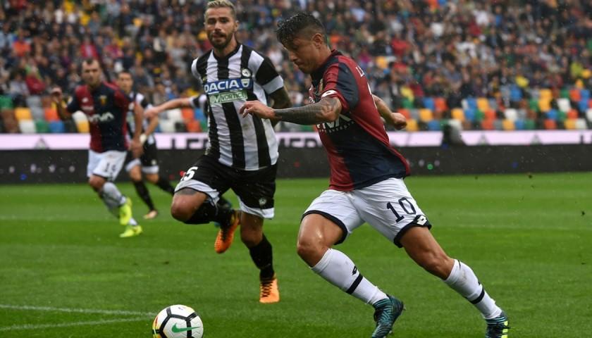 Lapadula's Match-Worn Adidas Cleats, Serie A 2017/18