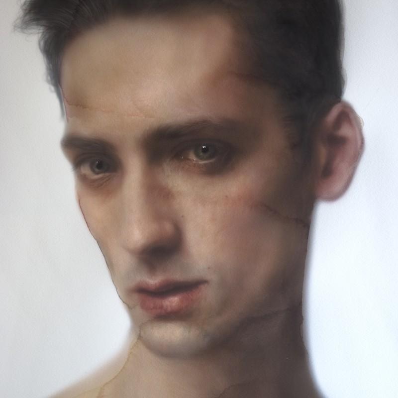 Digital Portrait by Federico Lombardo