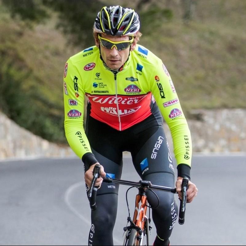 Team Wilier-Selle Italia Jersey - Signed by Filippo Pozzato