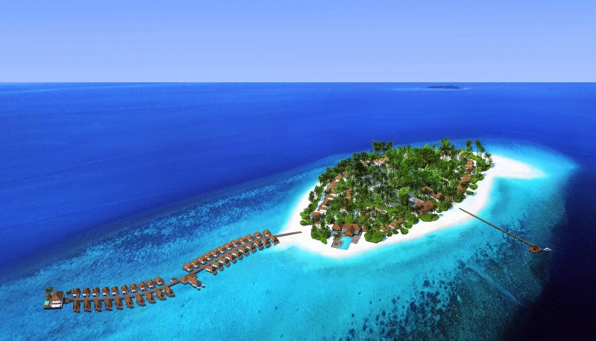 A Luxurious Stay at the Baglioni Resort in the Maldives