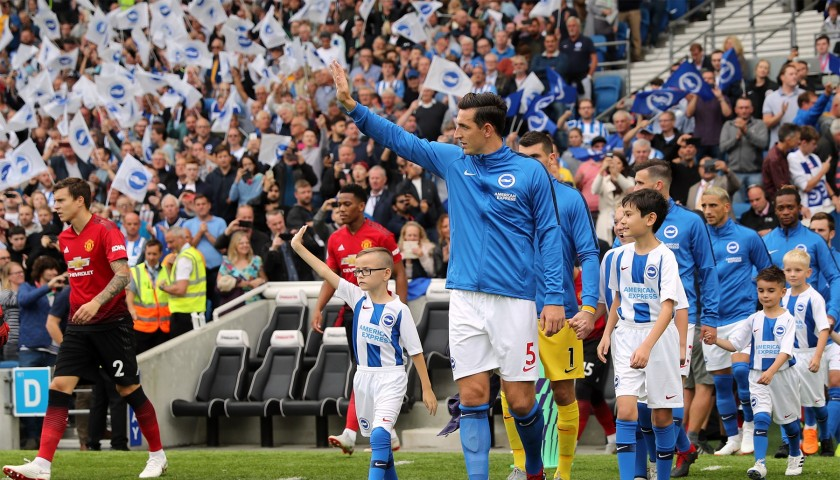 Walk Out at the Amex with Your Albion Heroes