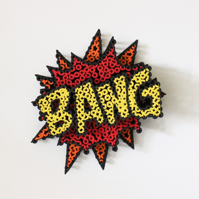 """Bang"" by Alessandro Padovan"