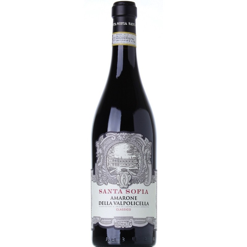 Bottle of Amarone Della Valpolicella Classico, Santa Sofia