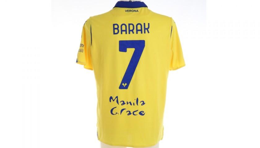 Barak's Match Issued Shirt, Cagliari-Hellas Verona - Coppa Italia 2020