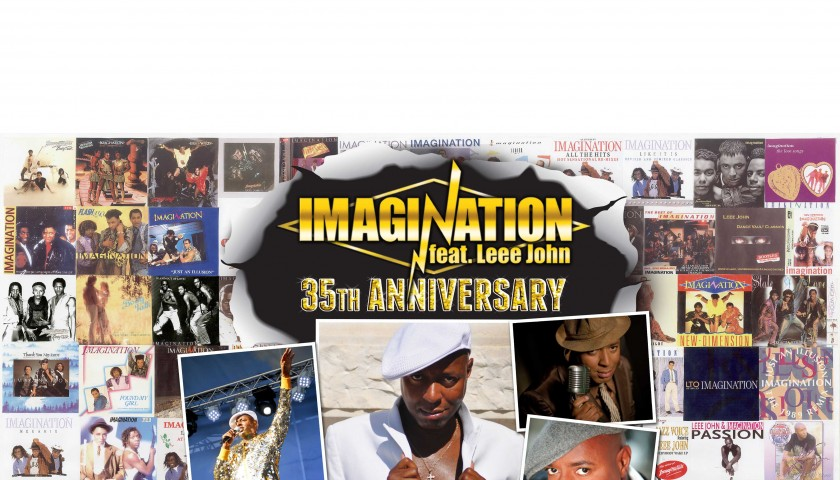 Two VIP Tickets with a Meet & Greet to see Imagination featuring Leee John Show - Sept 30