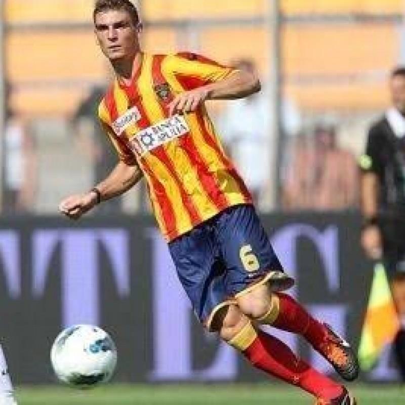 Giandonato 's Lecce Match Shirt, 2011/12