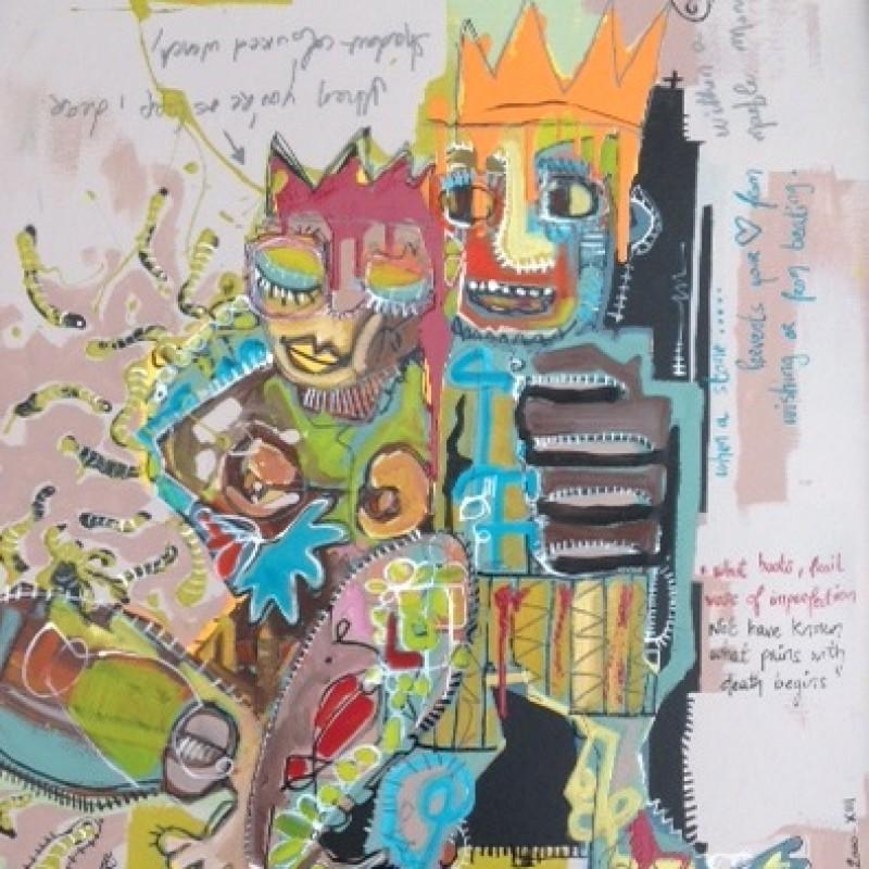 """""""Remords Postume"""" by Cécile Guicheteau"""