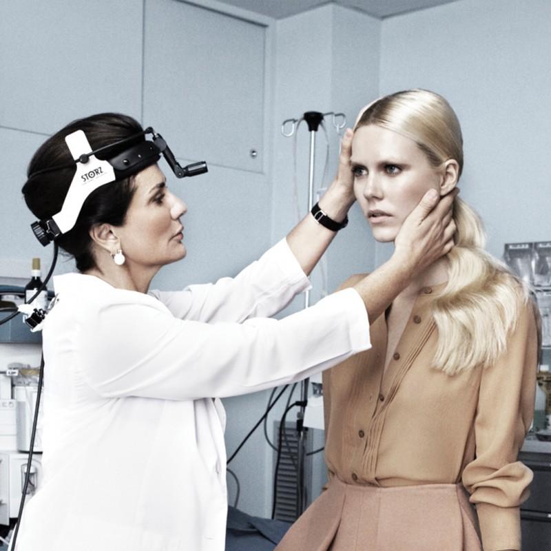 Trattamento viso Contour Lift presso la Clinica Donati