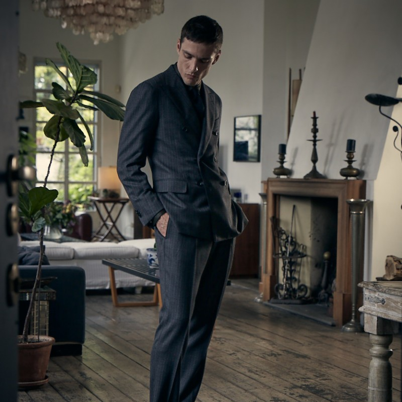 Caruso Made-to-Measure Suit