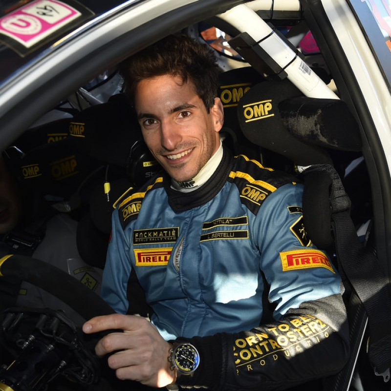 Adrenalin-Filled Experience with Rally Driver Lorenzo Bertelli