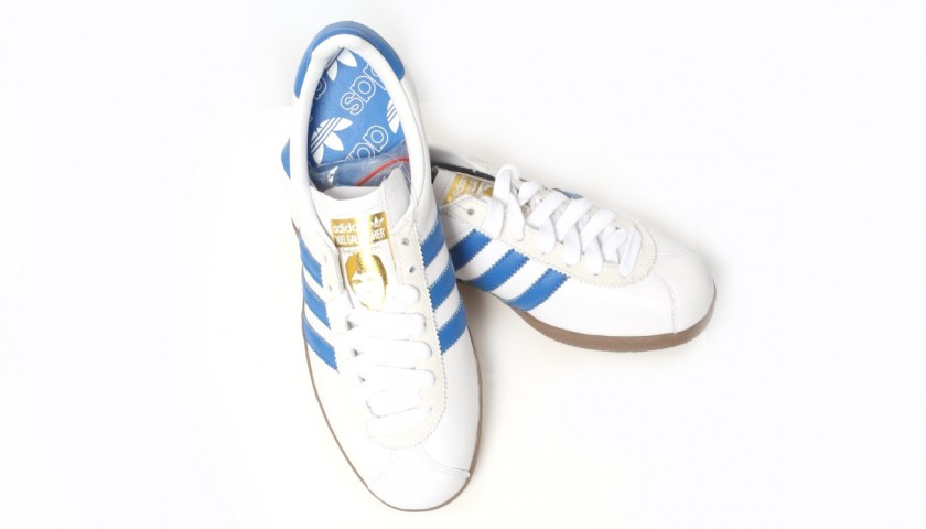 Signed Noel Gallagher Adidas Limited Edition