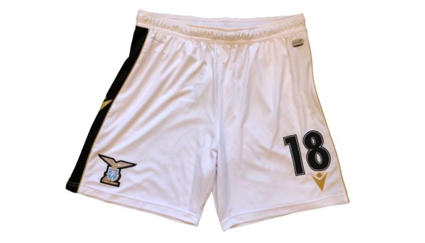 Escalante's Worn Shorts, Lazio-Borussia Dortmund 2020