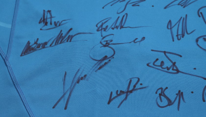 Official FIR 2018/19 Shirt - Signed by the Players