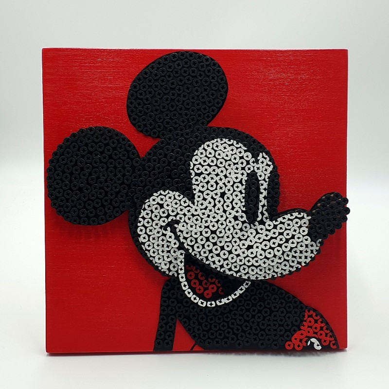 """""""Mini Mickey Mouse Warhol"""" by Alessandro Padovan"""