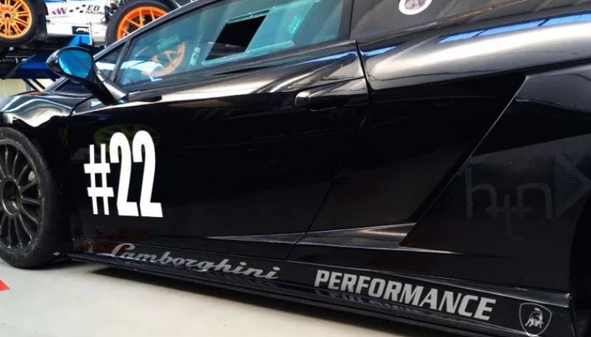 2011 Lamborghini Gallardo Super Trofeo