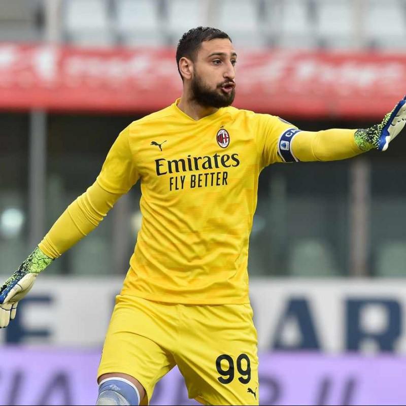 Adidas Gloves Signed by Donnarumma