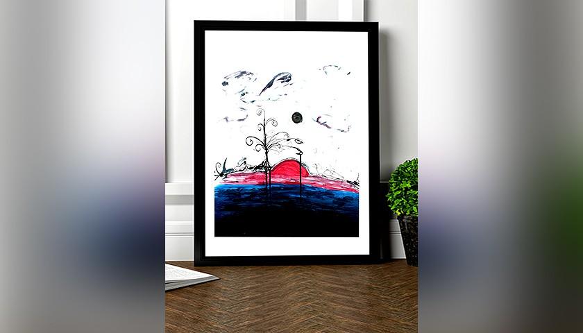 """""""Sogno la Riva del Mare"""" by Saverio Filioli"""