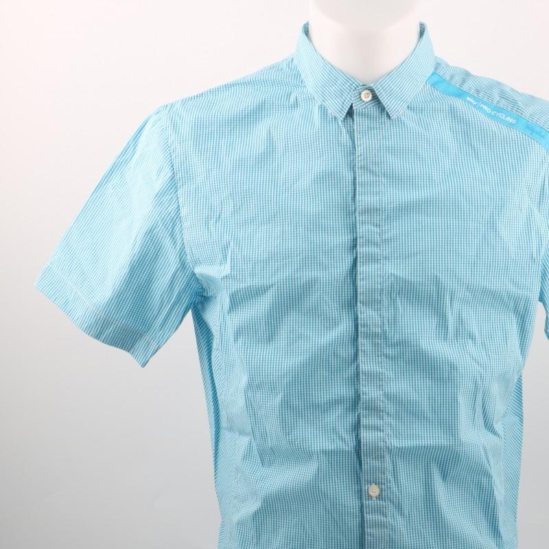 Bernhard Eisel worn shirt