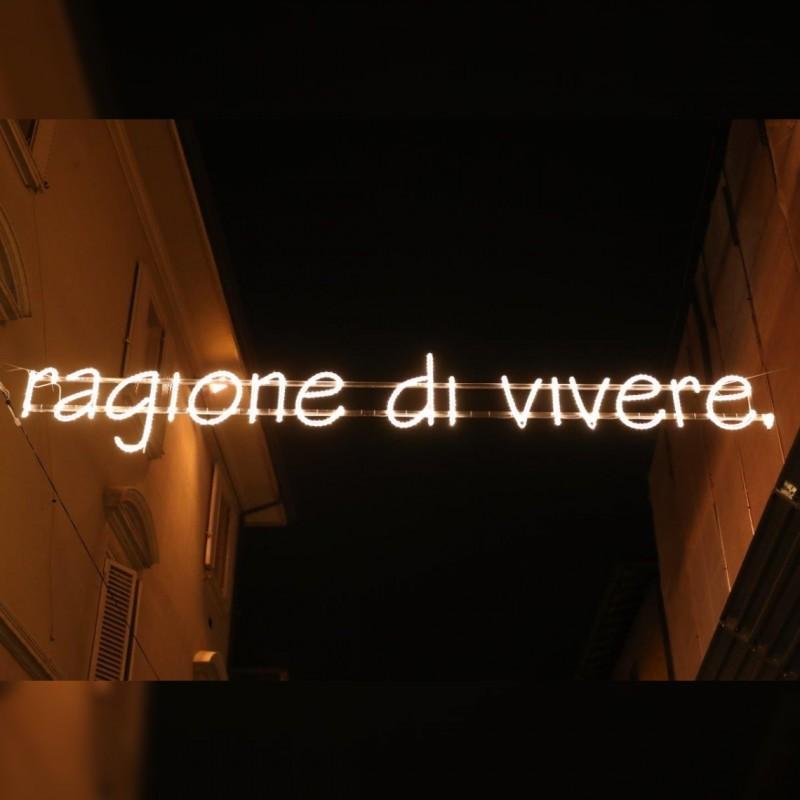"""Ragione di vivere""- Streetlight by Ayrton Senna"