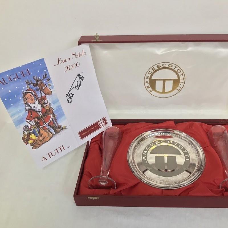 Francesco Totti Gift Box - Christmas 2000