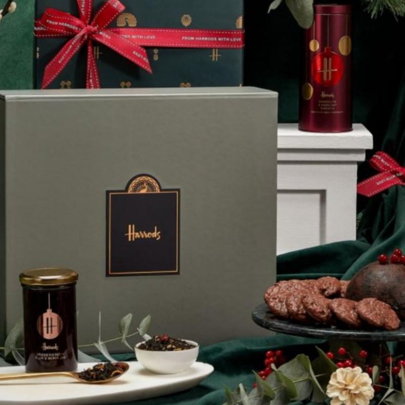 34 - Harrods Christmas Box