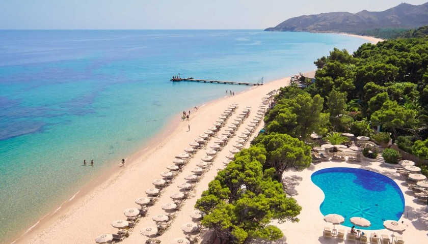 3-Night Stay for 2 at Forte Village in Italy